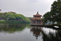 Chaozhou West Lake Park, Chaozhou, China