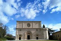 Basilica di Santa Maria di Collemaggio e Porta Santa, L'Aquila, Italy