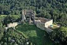 Kamieniec Castle (Zamek Kamieniec), Korczyna, Poland
