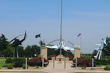 Pratt's All Veterans Memorial Complex, Pratt, United States
