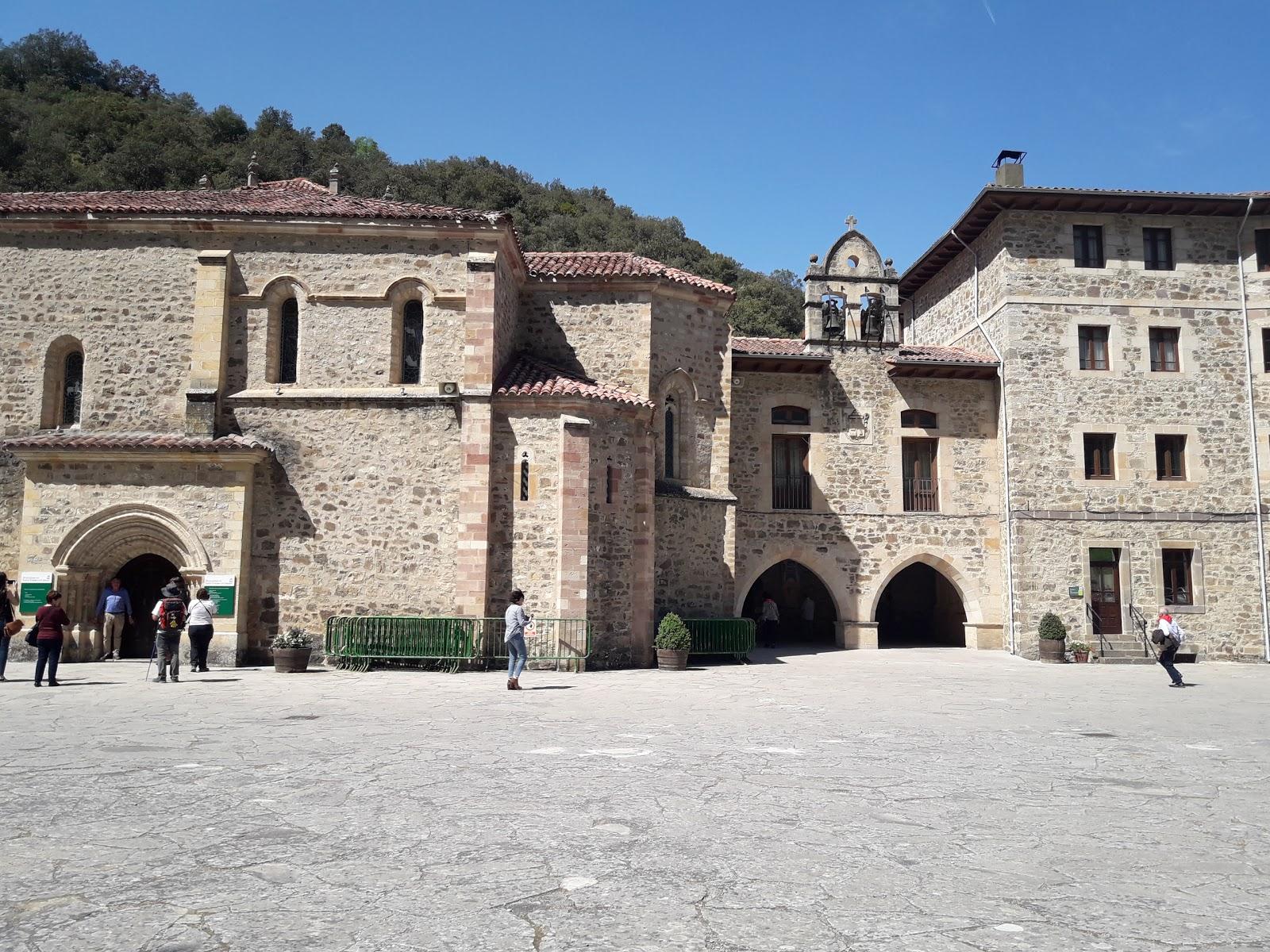 Monasterio del Santo Toribio de Liébana