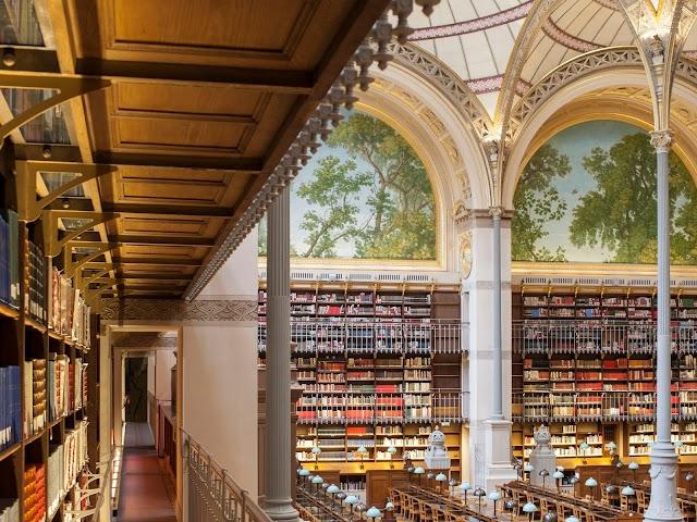 Bibliothèque de l'Institut national d'histoire de l'art (INHA)