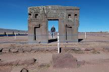 Ruinas de Tiwanaku, Tiwanaku, Bolivia