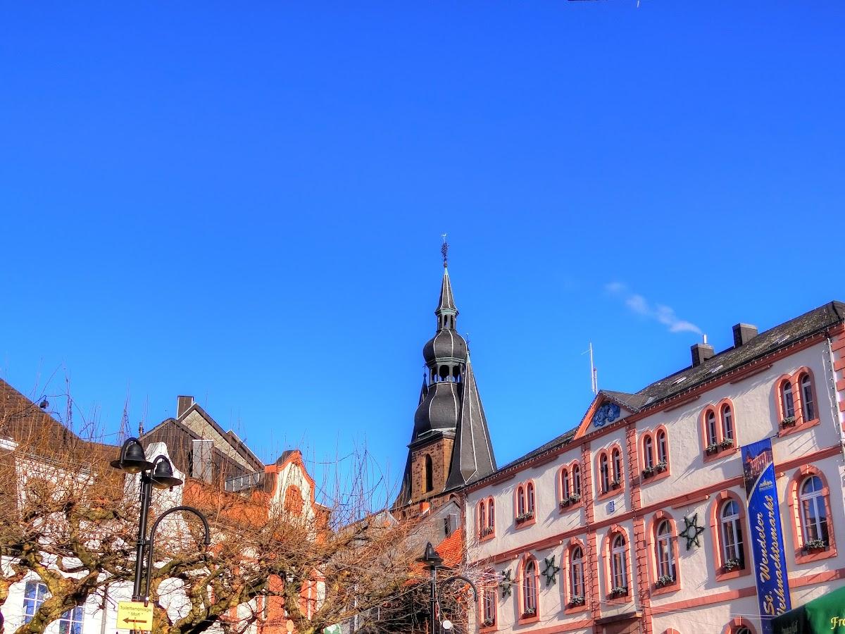 Wetter Sankt Wendel