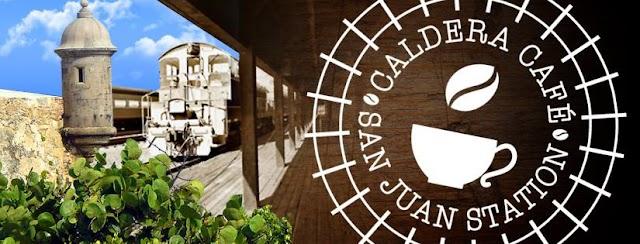 Caldera Café San Juan Station
