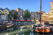 Old Harbour, Rotterdam, The Netherlands
