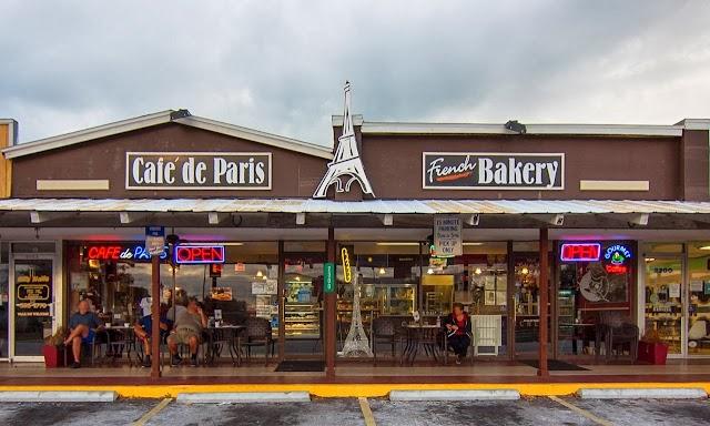 Cafe de Paris Bakery