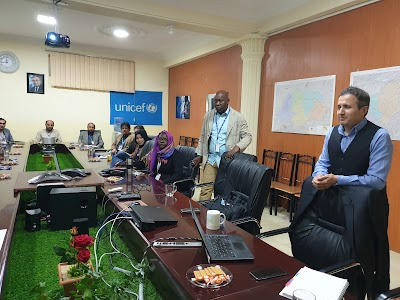 UNICEF/WHO Compuond