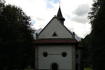 Kapela Kristusa Kralja, Solčava, Slovenia