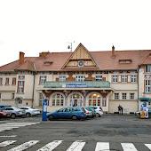 Железнодорожная станция  Uherske Hradiste
