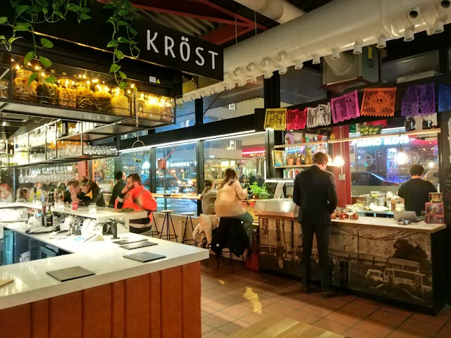 Hlemmur food hall