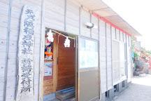 Motonosumiinari Shrine, Nagato, Japan