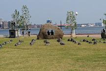 Meriken Park, Kobe, Japan