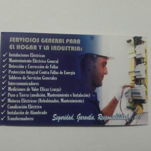 Tecnico Electricista Industrial Servicio Electrico Profesional Lima-Peru 8