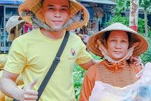 Street Food Man, Ho Chi Minh City, Vietnam