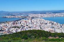Morro da Cruz, Florianopolis, Brazil
