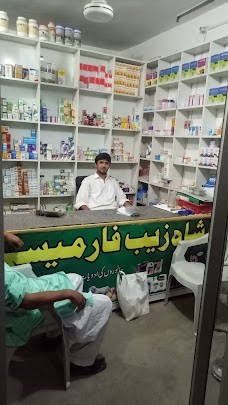 Shahzaib Pharmacy chiniot