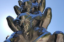 The Sydney and Walda Besthoff Sculpture Garden at NOMA, New Orleans, United States