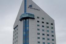 Port Island Building, Kobe, Japan