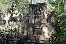 Dorotheenstadt Cemetery, Berlin, Germany
