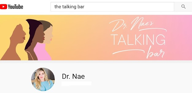 The Talking Bar YouTube Dr. Nadine Macaluso Psychologist for Mental Health