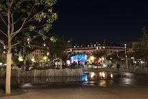 Jardin Nelson Mandela, Paris, France