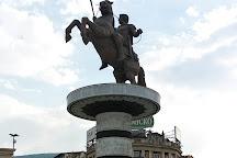 Skopje Walks, Skopje, Republic of North Macedonia