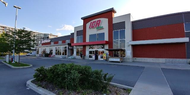 IGA extra Supermarché Crevier Lachenaie inc.