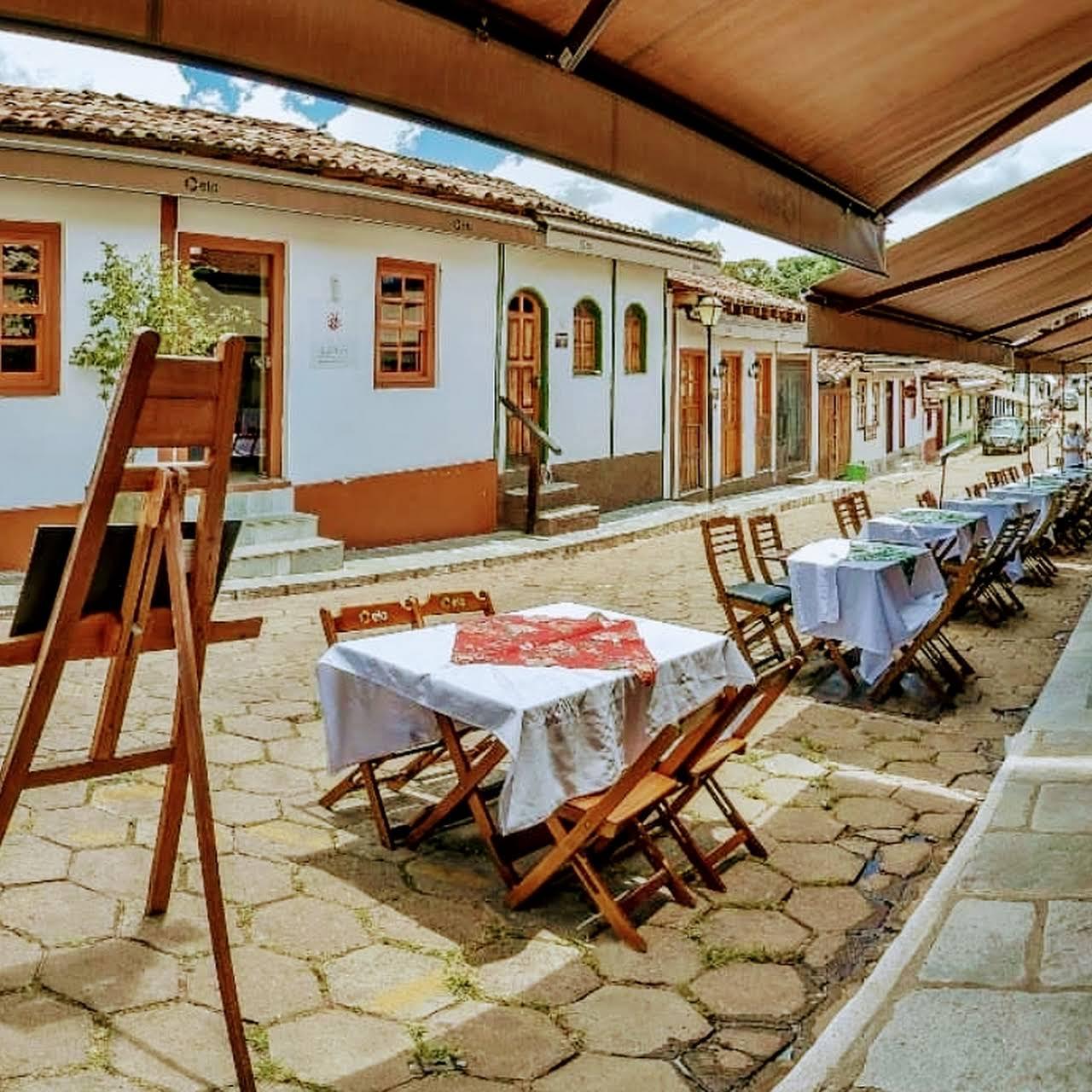 Restaurante Empório do Cerrado - Restaurante em Pirenópolis