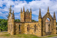 St David's Anglican Church, Port Arthur, Australia