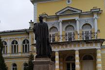Cisarske laznE, Frantiskovy Lazne, Czech Republic