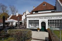 Museum Paul Delvaux, Koksijde, Belgium