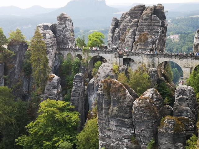 Sächsische National Park