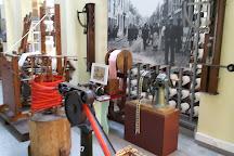 Musee de la Rubanerie Cominoise, Comines-Warneton, Belgium