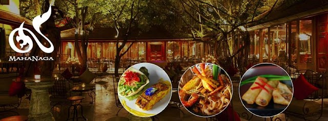 MahaNaga Modern Thai Cuisine Restaurant and Bar