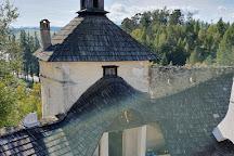 Zamek w Niedzicy Dunajec, Niedzica, Poland