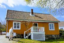 Munch's House, Asgardstrand, Norway