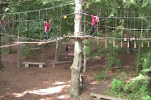 Killarney High Ropes Course, Killarney, Ireland