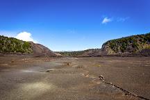 Kilauea Iki Trailhead, Hawaii Volcanoes National Park, United States