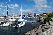 Juelsminde Havn og Marina, Juelsminde, Denmark