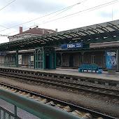 Station  Decin Hlavni Nadrazi