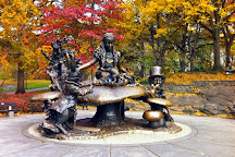 Alice in Wonderland Statue, New York City, United States