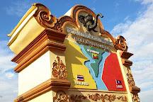 Golden Triangle, Chiang Saen, Thailand