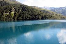 Barrage et Site de Roselend, Areches, France