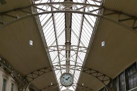 Железнодорожная станция  St Petersburg Vitebskii