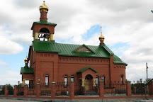 Church in Honor of St. John the Baptist, Nizhnevartovsk, Russia