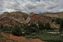 Water Pocket Fold, Capitol Reef National Park, United States