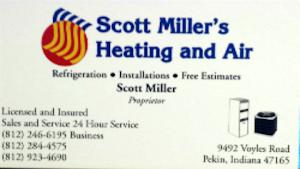 Scott Miller's Heating & Air