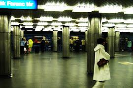 Автобусная станция   Deák Ferenc tér M