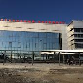 Аэропорт  Tyumen TJM